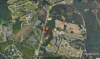 17.15 Acres U.S. Highway 17, Calabash, NC 28467 - Image