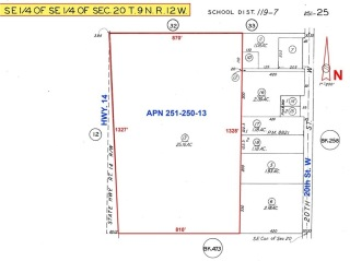 14 Hwy & 20 St. West/Marie Avenue, Rosamond, CA 93560 - Image