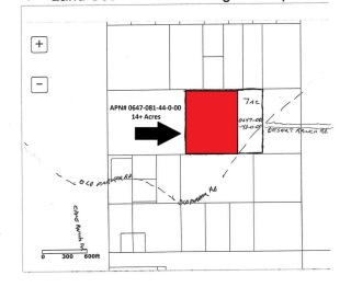 0 LOT 44 Old Parker Road, Unincorporated, CA 92225 - Image