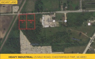 0 25 Mile, Chesterfield Twp, MI 48051 - Image
