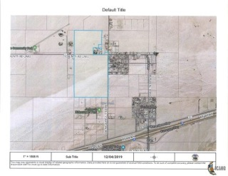0 Imperial Hwy. and Shell Canyon Rd., Ocotillo, CA 92259 - Image